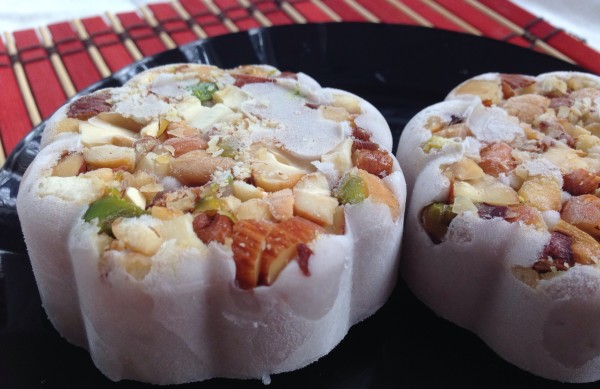 芋頭椰子雪糕餅 Vegan