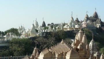 印度Palitana,世界第一座素食城市
