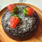 純素朱古力蛋糕(Vegan chocolate Cake)